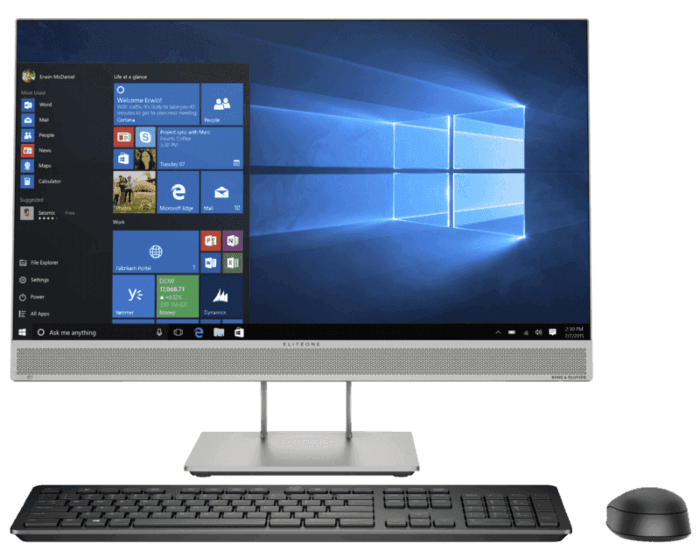 HP EliteOne 800 G5 60.45 cm(23.8) All-in-One