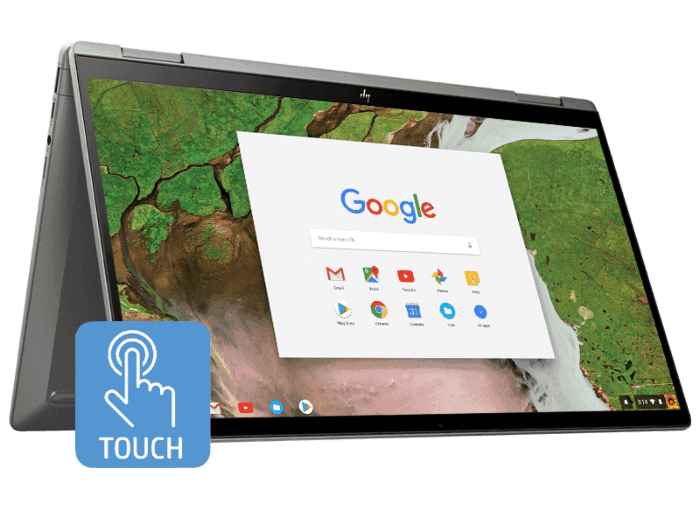 HP Chromebook x360 14c-ca0004TU