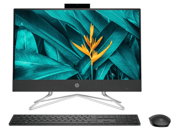 HP All-in-One 22-df0201in PC