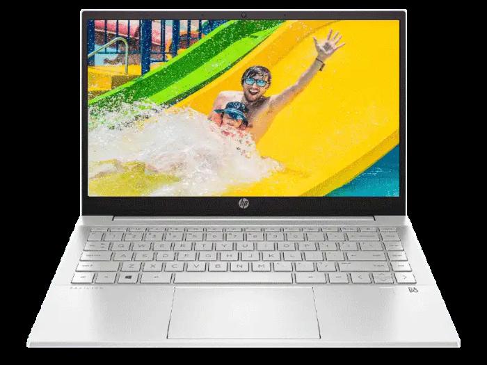 HP Pavilion Laptop 14-dv0058TU (Natural Silver)