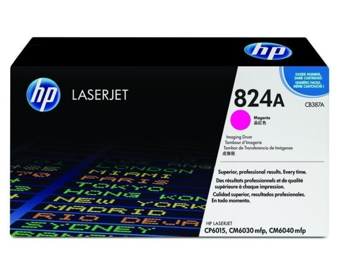 HP 824A Magenta LaserJet Image Drum