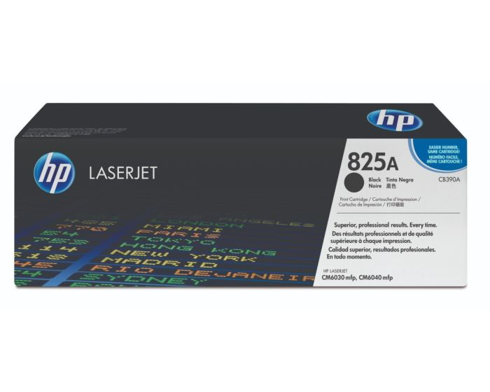 HP CB390A Black Original LaserJet Toner Cartridge