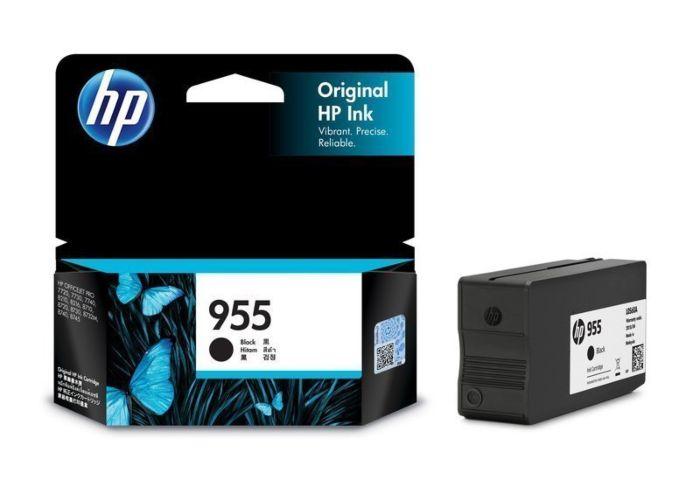 HP 955 Black Original Ink Cartridge