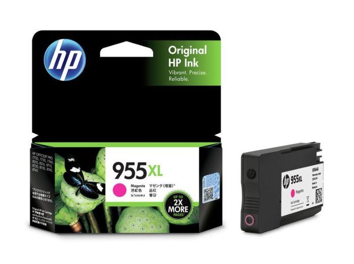 HP 955XL High Yield Magenta Original Ink Cartridge