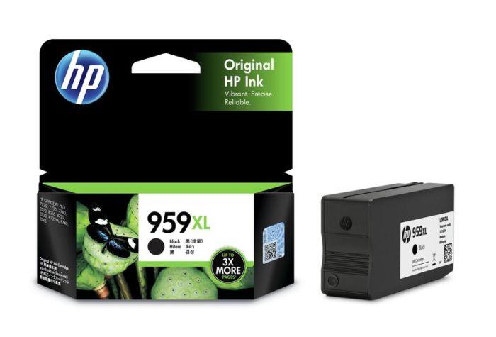 HP 959XL High Yield Black Original Ink Cartridge