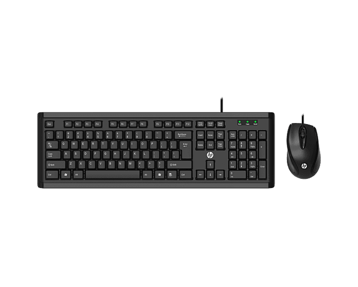 Powerpack USB Keyboard and Mouse Combo