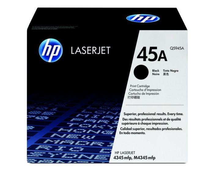 HP Q5945A Black Original LaserJet Toner Cartridge