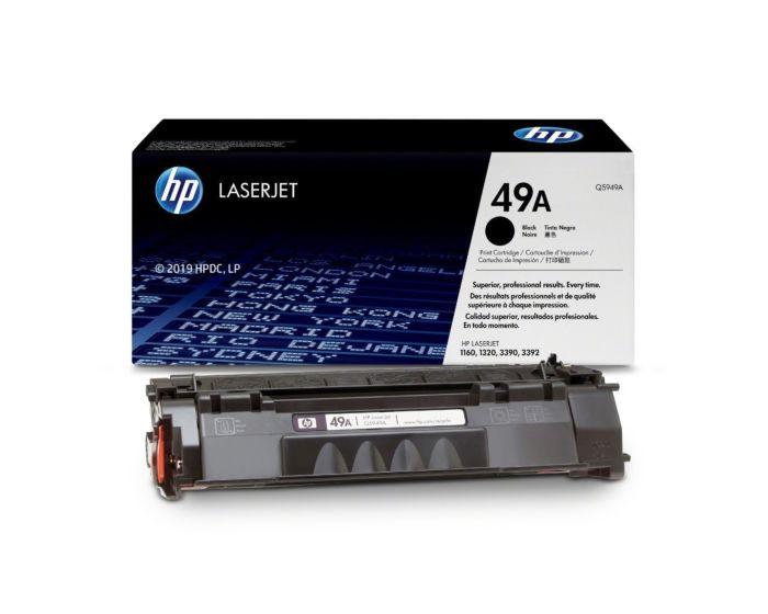 HP Q5949A Black Original LaserJet Toner Cartridge