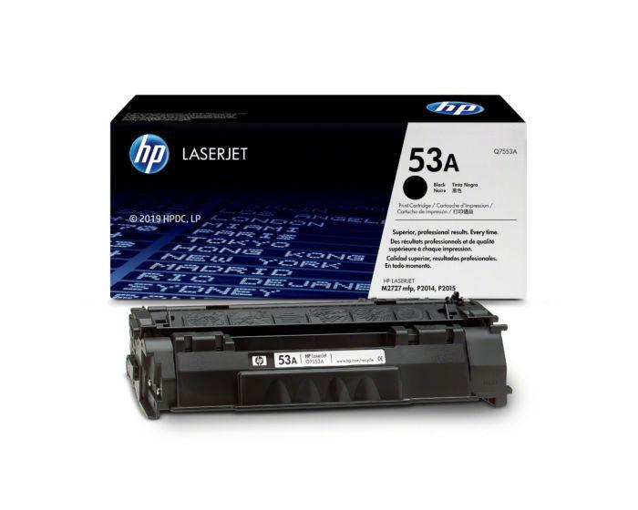 HP Q7553A Black Original LaserJet Toner Cartridge