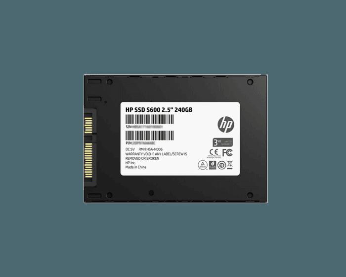 SSD S600 2 5 240GB Drive