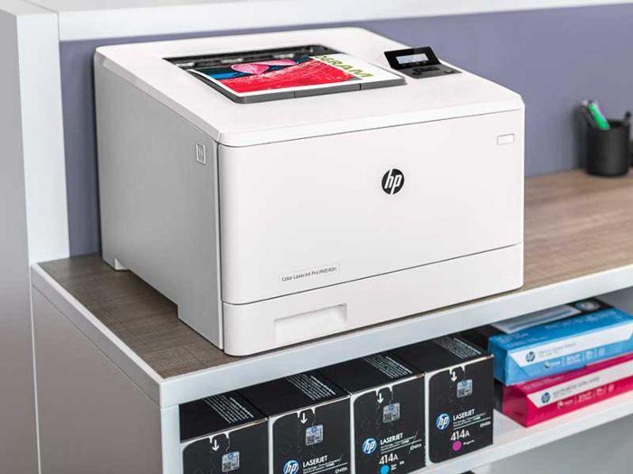 HP Color LaserJet Pro M454dn | HP Store India