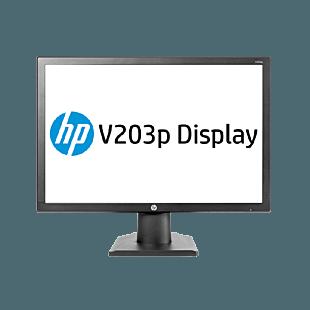 HP V203p 43.53 cm (19.5) Monitor