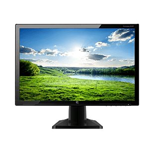 Compaq B201 49.53 cm (19.5) LED Backlit Display