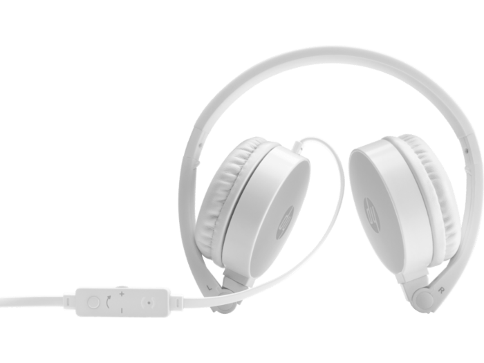 57bf1a6a1eb HP Stereo Headset H2800 | HP Online Store
