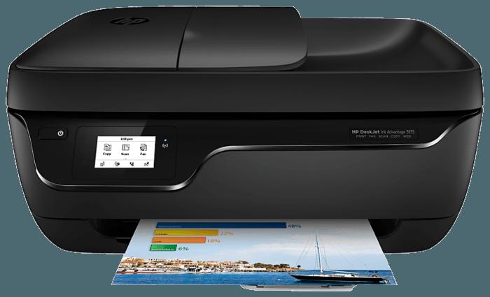 descargar instalador hp deskjet ink advantage 2135