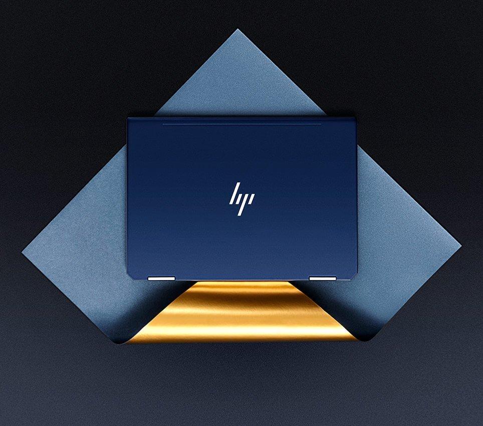 HP Spectre x360 - Poseidon Blue