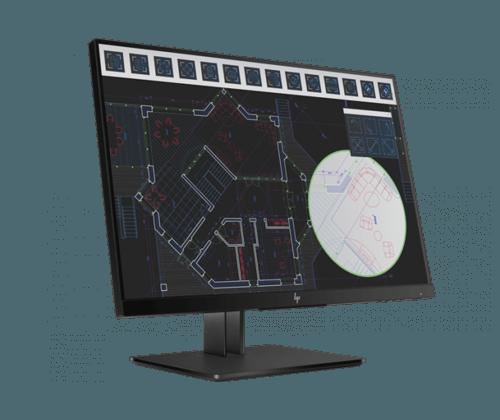 HP Z24n G2 24-inch Display Monitor