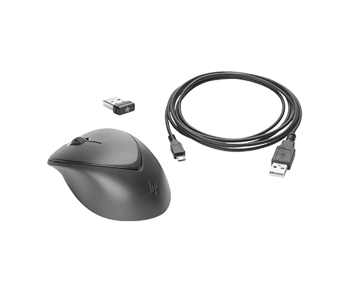 HP Wireless Premium Mouse