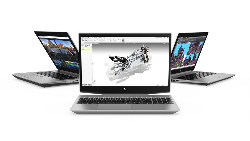HP Zbook family