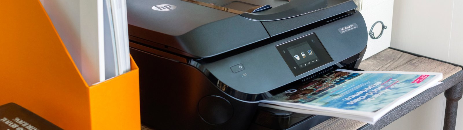 Types of HP Printer