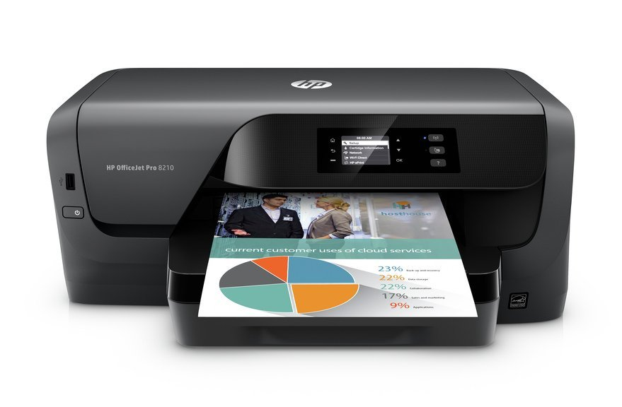 HP officejet 8210