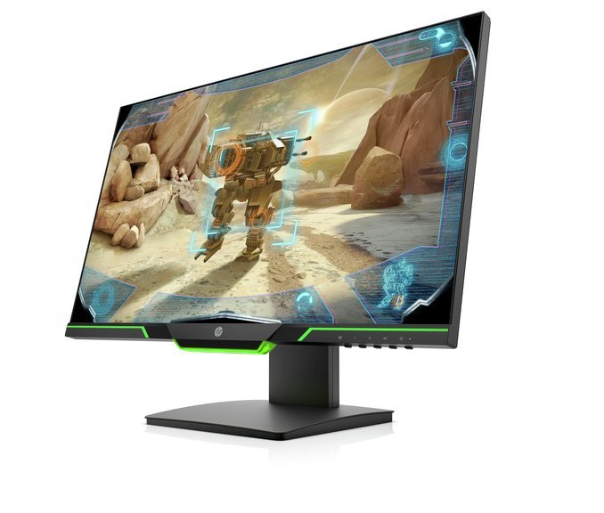 HP 25x Gaming Monitor