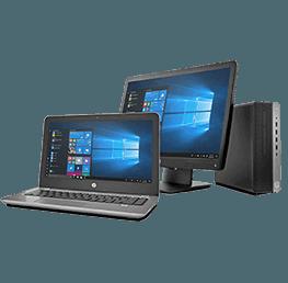 HP Pro PCs