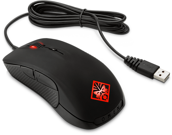 New! OMEN by HP Reactor Mouse